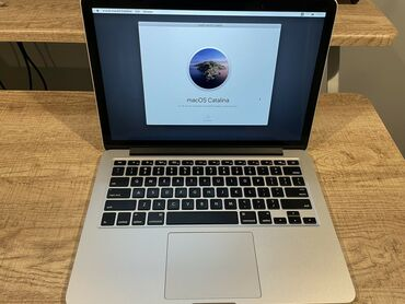 MacBook Pro (13–inch, 2015) Intel Core i5  8GB LPDDR3 512GB SSD  В отл