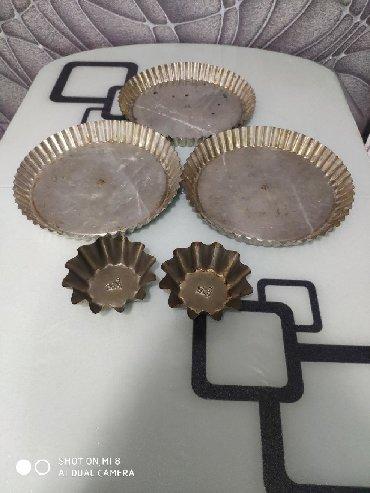 формы для выпечки буханок хлеба в Кыргызстан: Продаются формы для выпечки.За все 700 сом.Смотреть фото.6 мкр