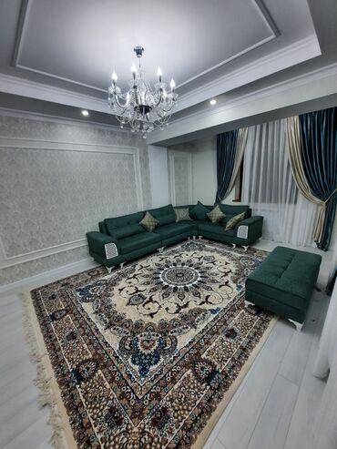 Недвижимость - Ош: 2 комнаты, 87 кв. м С мебелью