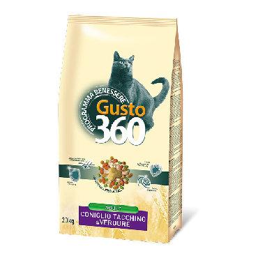 японская порода кошек в Кыргызстан: Gusto 360 корм 20кг для кошек кролик, индейка, овощи