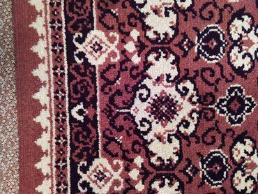 шерстяной советский ковер в Кыргызстан: Продаю новый шерстяной ковер.Размер 3x4,советский.Качество отличное