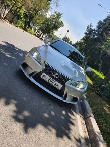 Lexus IS 2.5 л. 2008 | 170000 км