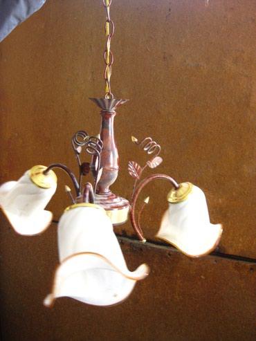 кофемашина делонги рожковая в Кыргызстан: Люстра 3-х рожковая +бра Рабочие. Целые