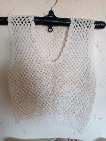 Obim-grudcm-duzina-cm - Srbija: Nov prsluk obim grudi. 90cm. duzina 50cm