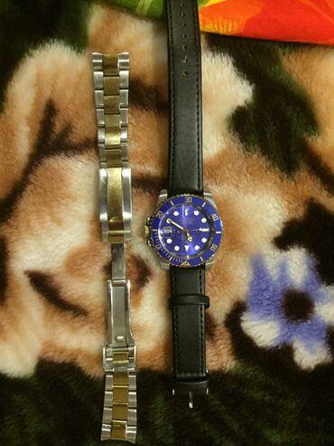 Rolex saatı satilir özünün kodları hər şeyi var.orjinal saatdır.real