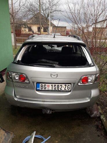 Mazda | Srbija: Mazda Mazda6 2005 | 123456 km