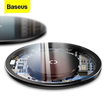nazik telefon - Azərbaycan: ▶ Mehsul adi: Baseus original wireless charger▶ 7.5W sabit sürətli