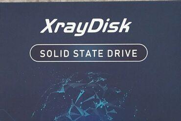 Комплектующие для ПК в Кыргызстан: HDD SSD 256Gb . Проверка 3 недели