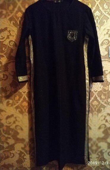 вечерние платья 50 размера в Кыргызстан: Ниже колена платье размер 50-52