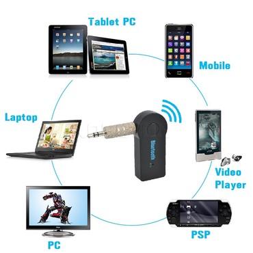 Mini-linije - Srbija: Bluetooth receiver za kucu ili vase vozilouniverzalni wireless