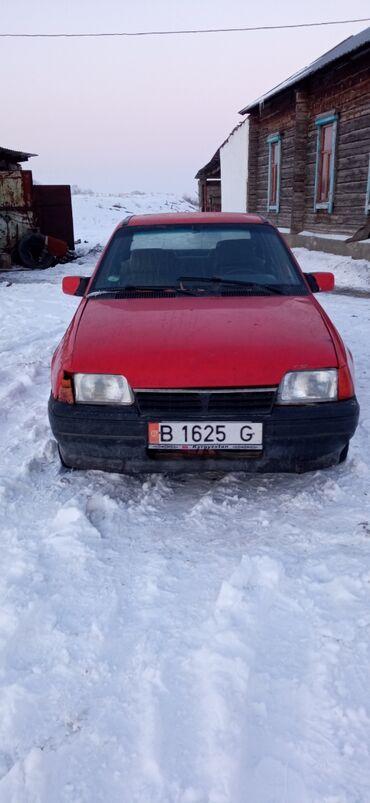 Daewoo Racer 1.6 л. 1994 | 123456 км