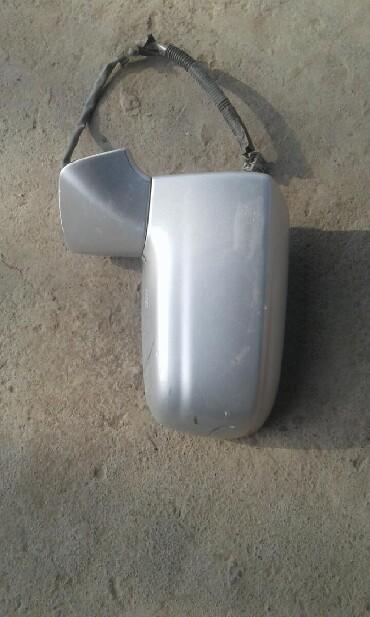 Автозапчасти в Кара-Кульджа: Хонда Одиссей 2 Левый боковой кузгу.Тусу серебристый