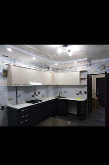 холодильник ош цена in Кыргызстан | ХОЛОДИЛЬНИКИ: 2 комнаты, 72 кв. м, С мебелью полностью