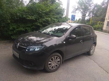 Renault Sandero 1.6 л. 2015   160000 км