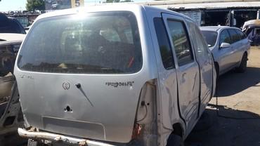 suzuki центр бишкек in Кыргызстан | SUZUKI: Suzuki Wagon R+ запчасти 2002года, ходовка кузовное, стекла и мног