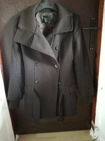 Imperial kratak zenski vuneni kaput... Velicina m... Made in italy - Belgrade
