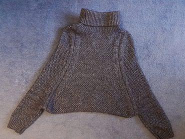 Теплый интересный свитер MaxMara. В в Бишкек