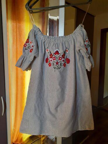 Haljine | Petrovac na Mlavi: Prelepa letnja haljina. Nova je, bez etikete. Jako udobna. Moze se