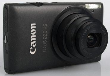 Продаю Canon IXUS 220 HS! в Бишкек