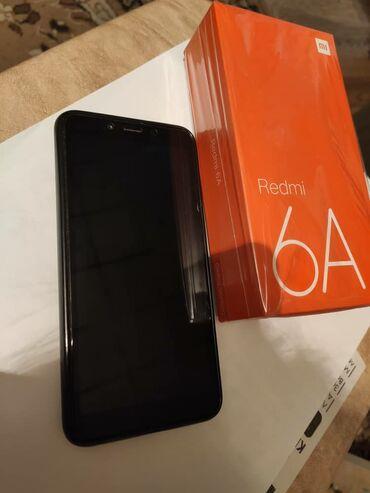 Б/у Xiaomi Redmi 6A 16 ГБ Черный