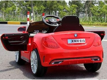 Na akumulator - Srbija: ♀️ Osvojio srca stotine mališana♀️  Dečiji auto Mercedes C200 na aku
