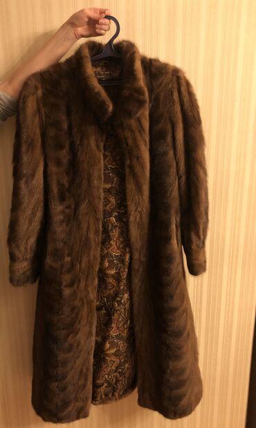 свадебное платье размер 46 48 в Кыргызстан: Продаю норковую шубу  Состояние: отличное  Размер: 46-48   (торг умес