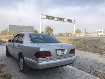 Mercedes-Benz E 320 3.2 л. 1996   2170000 км