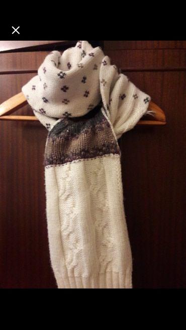 Шапка шарф в Бишкек - фото 2