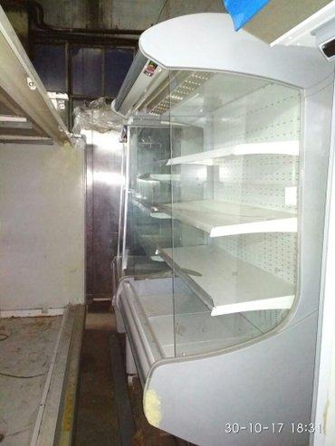 холодильник витринный! длина 1,25  в Бишкек
