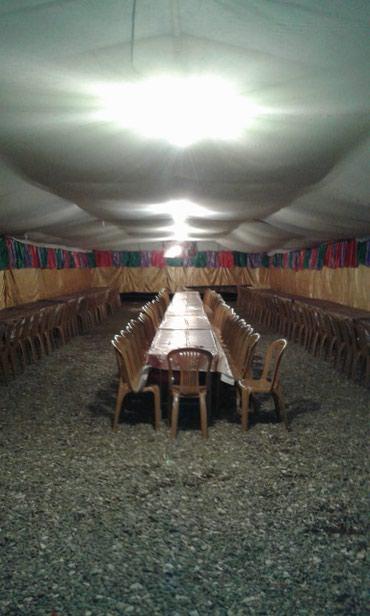 Biznes üçün avadanlıq - Zərdab: Mağar(Palatka) SATILIR.Real Alıcıya Endirim Olacağ.Magar və mağara aid