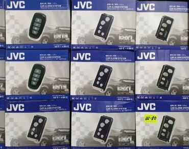 автомагнитофон jvc в Кыргызстан: Сигнализация jvc, новый