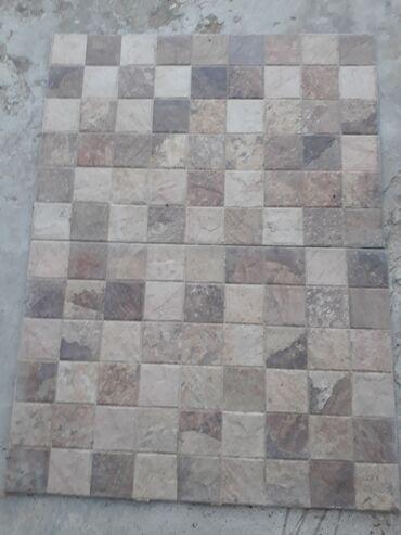Ev və bağ - Dübəndi: Kafel metlax 70×50 kvadrati 82 azn alinib.30 kvadratdi yerden cixmadi