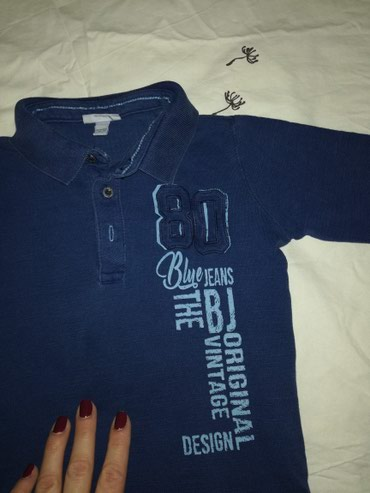 Ovs majica vel 92 (dva puta nosena) - Beograd - slika 2