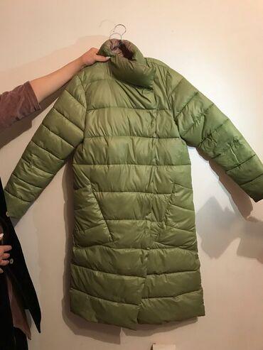Куртка зимняя женская двухсторонняя Одевали всего пару раз В хорошем