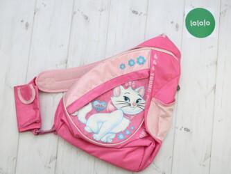 Другие товары для детей - Украина: Рюкзак для девочки с кошечкой, Disney    Бренд: Disney Цвет: розовый Д