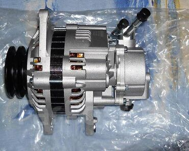 Mitsubishi Galant генератор, Митсубиси галант генератор,4D68 2,0