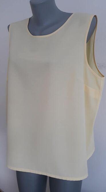 Bluza Atelier 48 cena 500viskoza poliestersirina grudi 64 duzina ledja