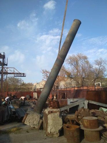 Продаю колонны 4 шт, с башмаком  .  в Бишкек
