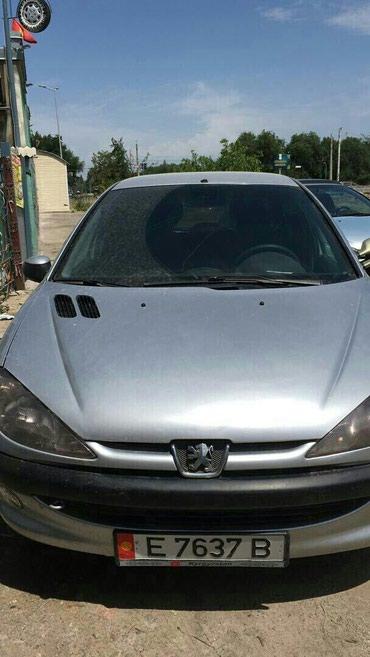 Peugeot в Кыргызстан: Peugeot 206 1.4 л. 1999