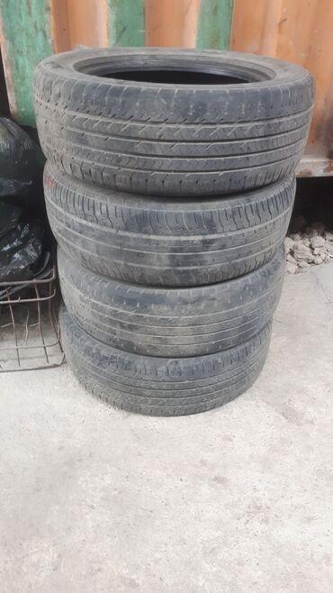 Продаю шины 205. 60 .16 и диски 2 штук на 15 тойотовский