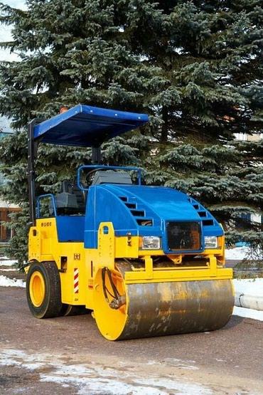 Услуги виброкатка:любые дорожные в Бишкек