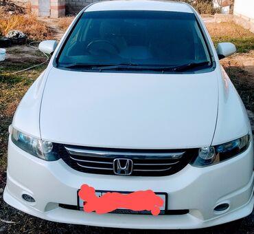 гор юст бишкек в Кыргызстан: Honda Odyssey 2.4 л. 2004   380 км