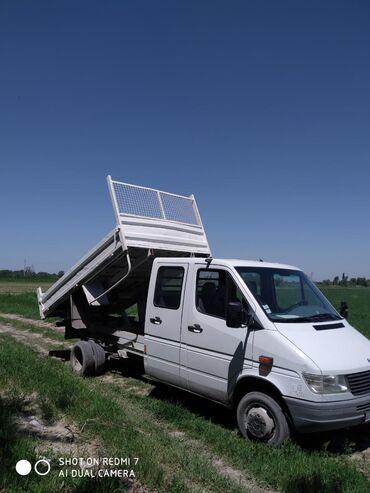 Цемент песок глина - Кыргызстан: Грузоперевозки, услуга самосвала до 4 тонн, портер такси, спринтер так