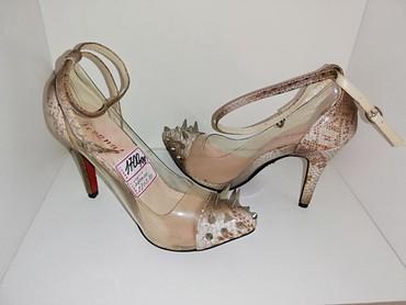 Ženska obuća | Kovin: Nove levanat sandale br 37