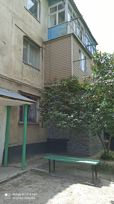 купить кв в бишкеке in Кыргызстан | АВТОЗАПЧАСТИ: Индивидуалка, 1 комната, 37 кв. м Бронированные двери, С мебелью, Не затапливалась