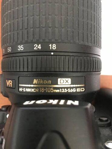 Elektronika - Azərbaycan: Nikon D 7000 təcili az işlenib