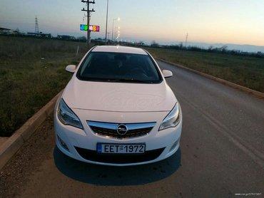 Opel Astra 1.4 l. 2011 | 133150 km