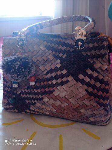 сумка для в Кыргызстан: Продаю сумку новая