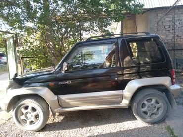 mitsubishi pajero 4 в Кыргызстан: Mitsubishi Pajero Junior 1996