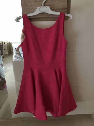 Pink haljina newyorker - Srbija: Pink koton haljina